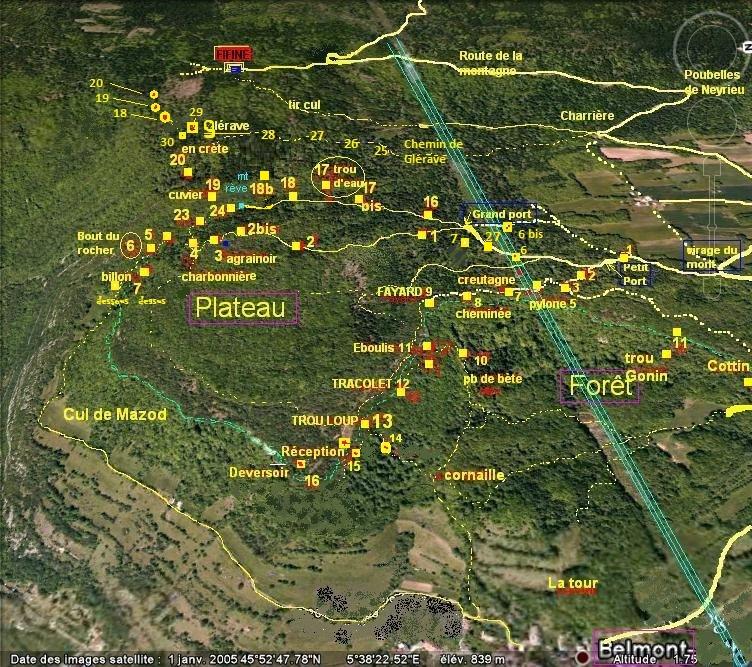Plateau - Forêt